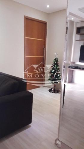 Imagem 1 de 30 de Apartamento Em Condomínio Padrão Para Venda No Bairro Vila Antonieta, 3 Dorm, 1 Suíte, 61 M - 946