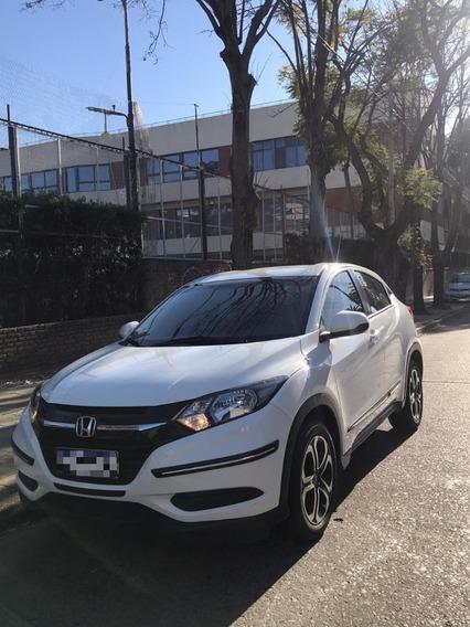 Honda Hrv Lx-cvt 2016 19.600 Kms