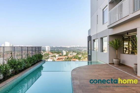 Apartamento Vila Madalena 1 Dormitório - 36 M² - 008o