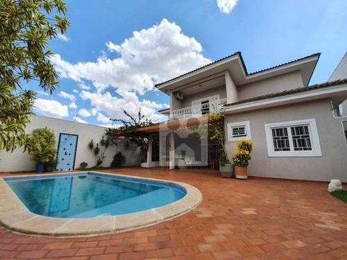 Imagem 1 de 23 de Casa Com 3 Dormitórios À Venda, 361 M² Por R$ 940.000,00 - City Ribeirão - Ribeirão Preto/sp - Ca0827