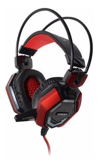 Headphone Gamer Acessório Para Pc Fone De Ouvido Satellite Gaming Ae-326 Peça De Mostruário Com Detalhe Na Espuma A10080