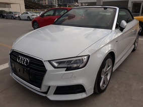 Audi A3 2.0 Cabriolet 2.0 190hp S Line 2017