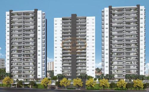 Apartamento  Com 3 Dormitório(s) Localizado(a) No Bairro Vila Mariana Em São Paulo / São Paulo  - 17496:924948