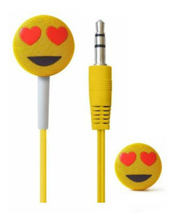 Auriculares In Ear Urbano Emoji In Love