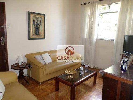 Apartamento Com 3 Quartos À Venda- Santo Antônio - Belo Horizonte/mg - Ap0989