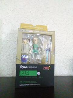 Amiibo Figma Link Between Worlds 2017 Zelda Original Si