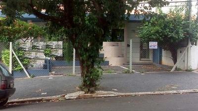 Casa Comercial Para Locação, Cambuí, Campinas. - Ca6396