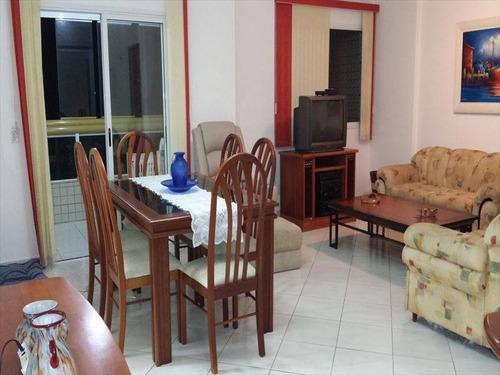 Apartamento, 3 Dorms Com 110 M² - Vila Tupi - Praia Grande - Ref.: Pr866 - Pr866