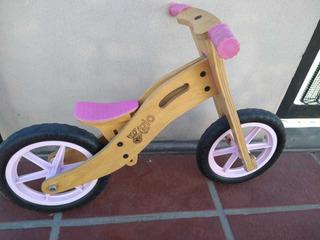 Bicicleta De Inicio Gio (casi Sin Uso)
