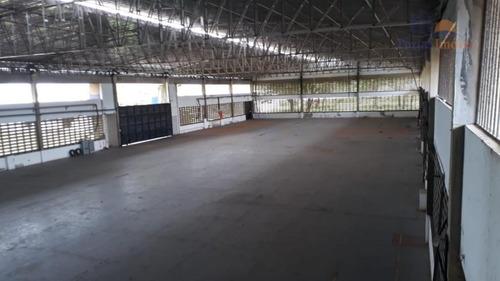 Imagem 1 de 17 de Galpão Em Maracanau, 20.000 M2 De Terreno - Ga0090