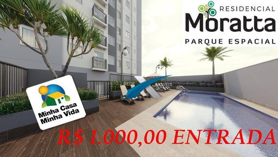 Apartamento À Venda Moratta Parque Espacial Minha Casa Minha Vida Sbc/sp - Ap5244