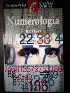 Numerologia, Karl Levi ---super Precio
