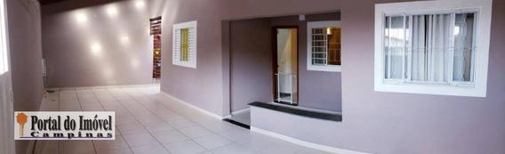 Casa Residencial Impecável A Venda - Ca0249