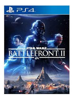 Star Wars Battlefront 2 Ps4 Nuevo Sellado Envio Gratis