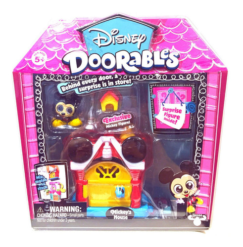 Disney Doorables Super Playset - Mickey Mouse