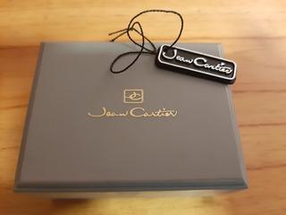 Reloj Pulsera Jean Cartier Quartz De Hombre