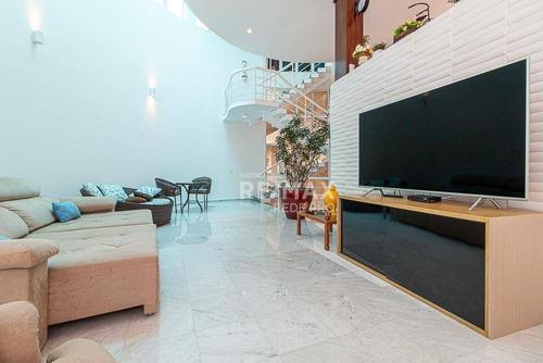Casa Com 4 Quartos À Venda, 1100 M² De Área Construída Por R$ 3.750.000 - Alphaville - Barueri/sp - Ca6793