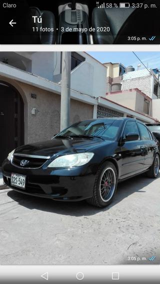 Honda Civic 2003 Civic Vtc Automático Full Equi