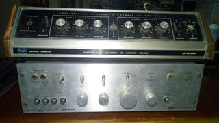 Amplificador Bgh