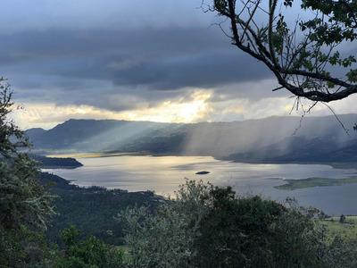 Lote Casalote Guatavita 25.000 Mt2 Con Licencia Agua Y Luz