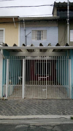 Sobrado Com 3 Dormitórios À Venda, 110 M² Por R$ 590.000,00 - Lapa - São Paulo/sp - So2235