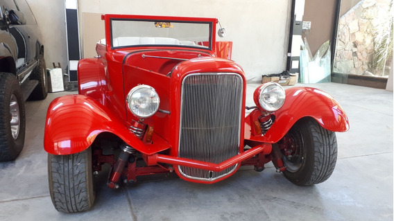 Chevrolet Cupe Hot Rod 1930