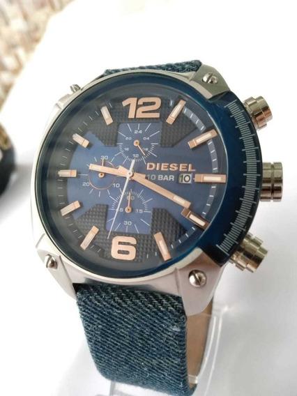 Relógio Diesel Dz-4374 Lançamento, Pronta Entrega!