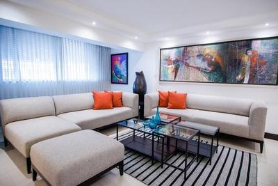 Moderno Apartamento Amueblado En El Centro