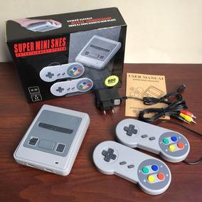 Mini Videogame Console Retro Sfc 620 Jogos 8 Bits Bivolt
