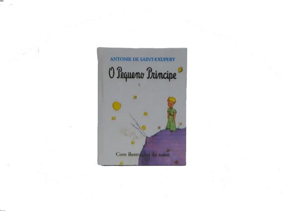 Mini Livro O Pequeno Príncipe - Antoine De Saint-exupery
