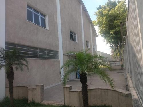 Imagem 1 de 17 de Galpão Para Alugar, 1200 M² Por R$ 30.000/mês - Jardim Três Marias - Taboão Da Serra/sp - Ga0468