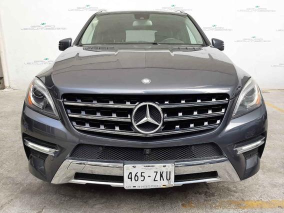 Mercedes-benz Clase M 2014 5p Ml 350 Sport V6/3.5 Aut