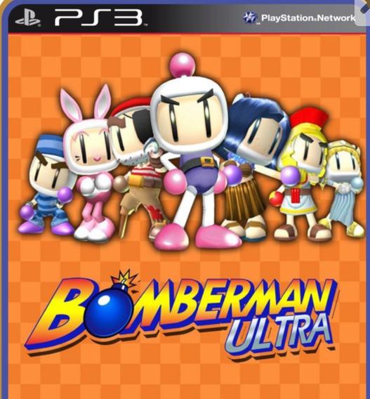 Bomberman Ultra Play 3 Em Oferta