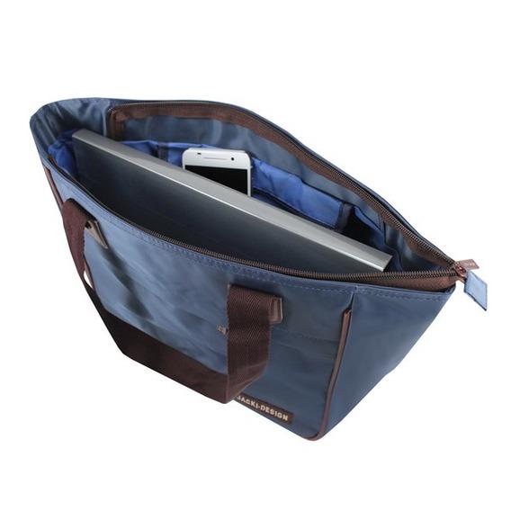Bolsa Essencial Azul Escuro