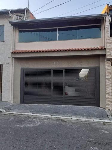 Imagem 1 de 15 de Sobrado Para Venda Por R$750.000,00 Com 3 Dormitórios, 2 Vagas E 2 Banheiros - Jardim Pedro José Nunes , São Paulo / Sp - Bdi35789