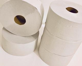 Papel Higiénico Blanco Pack De 8 U Codigo 300 Mts (10 Pack)