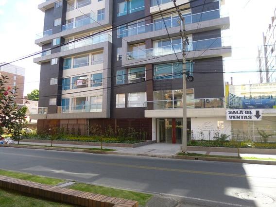 Apartamento En Arriendo Chico 843-261