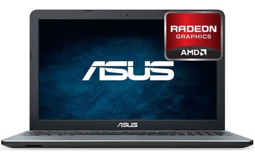 Notebook Asus Gamer Radeon 15.6 8gb 1tb Nueva Tranza