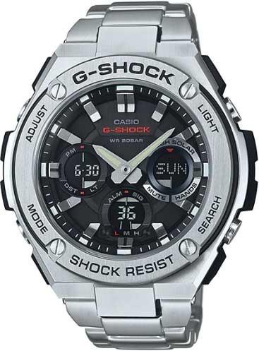 Relógio Casio G-shock G-steel Gst-s110d-1adr
