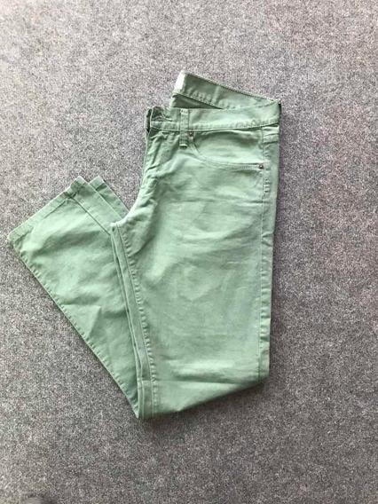 Jean Penguin Color Verde