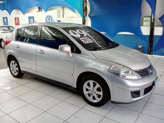 Nissan Tiida S 1.8 (flex) (aut) Flex Automático