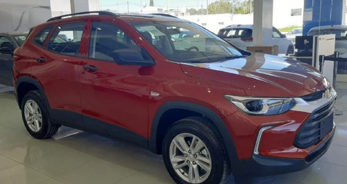 Nueva Suv Chevrolet Tracker 1.2 Nafta Turbo Manual 2021 Mi