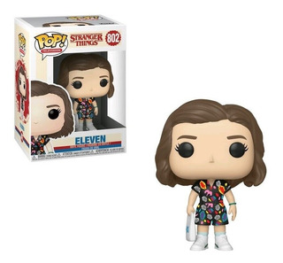 Funko Pop Stranger Things Eleven In Mall Outfit