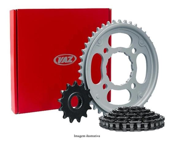 Kit Relação Honda Biz 125 05/.. - Vaz