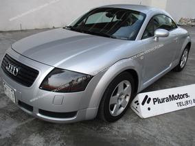 Audi Tt 2000 Coupe Std Eléctrico Clima Piel $119,000