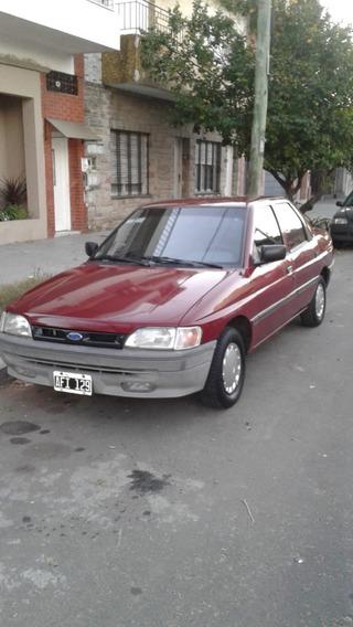 Ford Orión Gl 1.6 Nafta