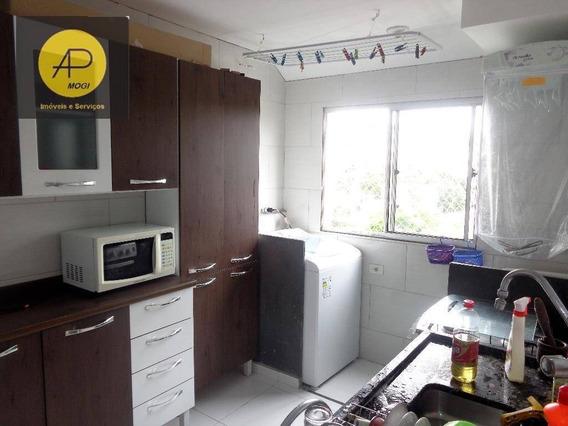 Apartamento Residencial À Venda, Vila Da Prata, Mogi Das Cruzes. - Ap0069