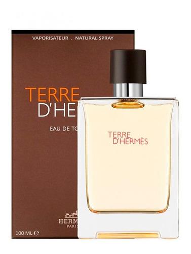 Perfume Original Hermes Paris Terre D' - mL a $2999