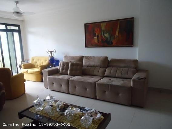 Apartamento Para Venda Em Presidente Prudente, Centro, 3 Dormitórios, 1 Suíte, 3 Banheiros, 2 Vagas - 120_1-957082