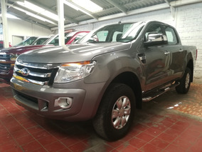 Ranger Xlt Doble Cabina Impecable 2014